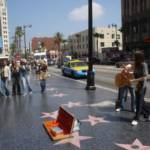 los angeles - hollywood - walk of fame
